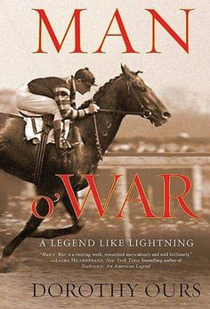 Man O' War: A Legend like Lightning.  If you like reading about horse racing, this is a great book.