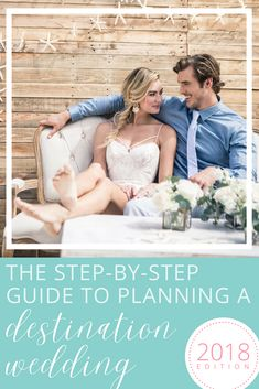 It's heeeeere! Updated for 2018, our exclusive Step-by-Step Guide to Planning a Destination Wedding is now available! Filled with tips, tricks and secrets, we hold nothing back. Get yours here   destwed.us/guide