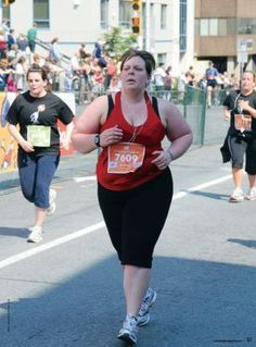 Getting Started Running For Fat Or Obese Beginners. Tips On How To Start Jogging Overweight..
