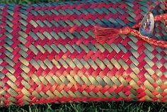 Traditional Maori kite (bag) woven from harakeke (flax) - Photography by Fay Looney Flax Weaving, New Zealand Art, Kite, Traditional, My Love, Photography, Inspiration, Bag, Maori