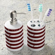 Set the holiday mood with this Holiday Decor Bath Set from Zazzle!