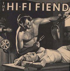 The hi-fi fiend