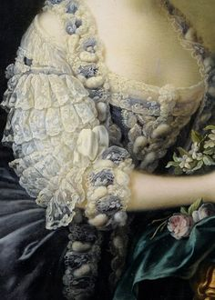 Francois Hubert Drouais-Comtesse d'Artois