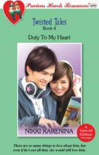 Twisted Tales Book Duty To My Heart by NikkiKarenina You Scare Me, Ill Be Here, Pocket Books, Wattpad Romance, Tagalog, I Am Scared, Business Travel, Free Reading, Hush Hush
