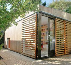 Garden House, Bungalow #architecture  Aannemersbedrijf Treep / Projecten