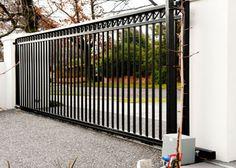 78 Best Sliding Gates Images Gate Automatic Sliding