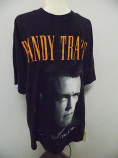 Vintage Randy Travis 1994 This is Me T by PfantasticPfindsToo, $14.99