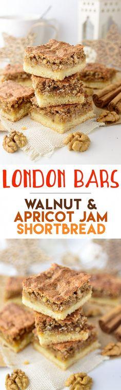 Walnut & apricot jam