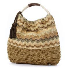 cachecache  crochet purse