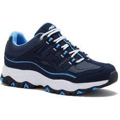 Avia Women's Elevate Athletic Shoe, Size: 6.5, Blue