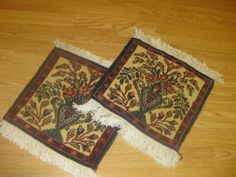 Vintage table topper table centerpiece rug by AntiquesNejadStyle, $85.00