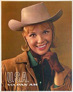 Pan Am - USA - 1960's -