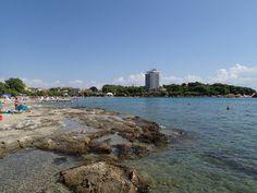 Hrvatska,Dalmacija 2015,Plava plaža