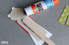 Craftaholics Anonymous®   National Adoption Day Craft: Family Puppets