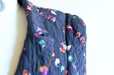 - A Fashionable Stitch quilted silk jacket