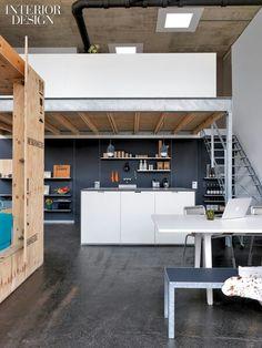 Loft in Berlin - design Anja Thede