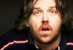Nick Frost-Hot Fuzz and Shaun of the Dead, enough said.