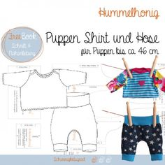 Ebook Puppen Shirt und Hose