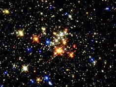 Largest Young Cluster Of stars inside our Milky Way Galaxy-Beautiful