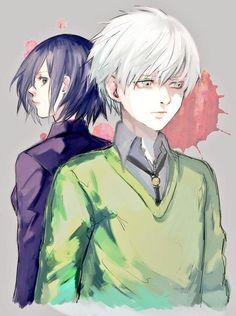 Ken / Touka