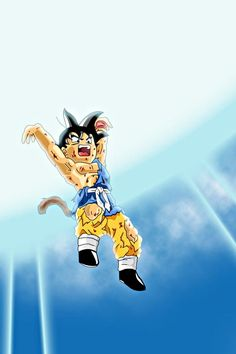 Goku Super Spirit Bomb Wallpaper by BrusselTheSaiyan   DBZ ...