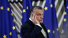 """Viktor Orbán joins right-wing leaders' plan to take over EU – and predicts there will be """"two civilisations"""" in Europe in the future Liberal Democracy, John Locke, Political Spectrum, Right Wing, Europe, American, Future, Future Tense"""