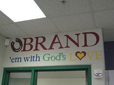 Mrs. Switzer's brand....