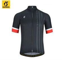 EMONDER Cycling Short Sleeve Jerseys Pro Team MTB Bicycle Jersey Mesh  Outdoor Quick Dry Sports Biking dbc8f42ef