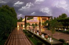 Golden Tulip - Chattarpur region - Beautiful Interiors - Wedding Venue - Beautiful decor - Wedding Venues in delhi     FunctionMania.com is your Function Planning Resource, FunctionMania features Best vendors, True stories, ideas and inspiration | photographers, decorators, Make-up artists, venues, Designers etc