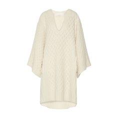 chloe-oversized-cable-knit-wool-sweater-dress
