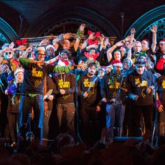 Join The Choir with No Name on Friday for a Christmas Carol singalong at the Southbank Centre. Go on. We know you know your classic. And it's all for a good cause. >> http://www.southbankcentre.co.uk/whatson/the-choir-with-no-name-93989