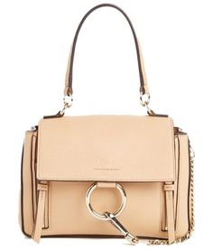 Mini faye day leather crossbody bag by Chloe  chloe  bags Chloe Bag de7d8a8e7cf4c