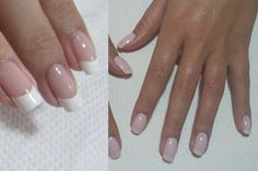manicure -                                                      Whats the difference between a french and american manicure?