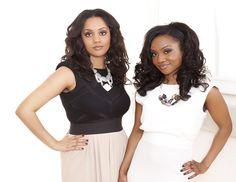 London's own Natasha Faith & Semhal Zemikael, Founders of La Diosa Jewelers