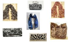 Sexy Animal Print Accessories  http://www.chicastic.com