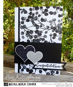 With a bow on top: Stampin' Up! 2018 Occasions + SAB Display Stamper Blog Hop 5