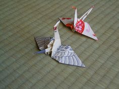Cranes for Japan