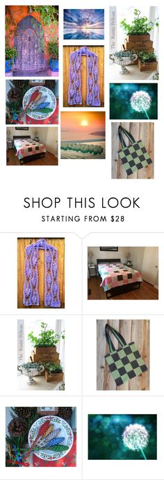 """""""good morning ETSY"""" by fivefoot1designs ❤ liked on Polyvore featuring interior, interiors, interior design, home, home decor and interior decorating"""