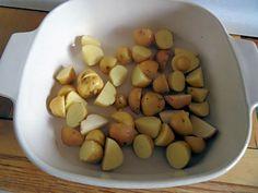 Pan Fried Haddock and Taters Italian Seasoning Mixes, Fries, Potatoes, Vegetables, Cooking, Food, Cucina, Potato, Veggies