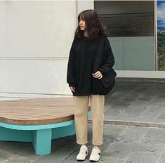 date party outfit Style Outfits, Mode Outfits, Cute Casual Outfits, Grunge Outfits, Fashion Outfits, Warm Outfits, Korean Fashion Trends, Korean Street Fashion, Asian Fashion