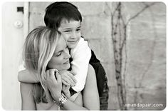 Mommy and son