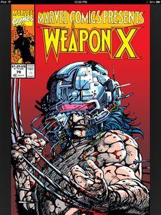Marvel Comics Presents #79: