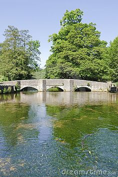 Sheepwash Bridge over the River Wye Ashford-in-the-Water Derbyshire England Down The River, English Village, Peak District, English Countryside, Derbyshire, Fly Fishing, United Kingdom, Landscapes, Scenery