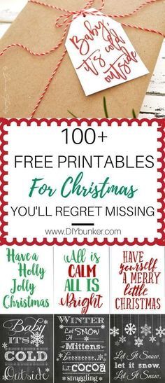 These Free Christmas Printables Are AMAZING! I love the wine labels and the… These Free Christmas Printables Are Christmas Stencils, Christmas Wall Art, Christmas Quotes, Christmas Projects, Christmas Background, Christmas Movies, Christmas Ideas, Homemade Christmas, Holiday Crafts