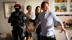"USA Network is making a series commitment to ""Colony,"" ordering 10 episodes of the thriller. ""Colony,"" which stars Josh Holloway (""Lost"") and Sarah Wayne Callies (""The Walking Dead""), is executive ..."