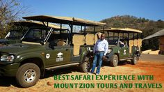 Best Safari experience at Pilanesberg Game Reserve in South Africa with Mount Zion Tours and Travels. Book now at: www.mountziontours.co.za Game Reserve, South Africa, 4x4, Safari, Monster Trucks, Tours, Book, Travel, Viajes