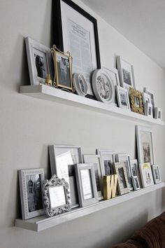 How to make budget friendly DIY floating shelves in an afternoon to create a stylish, functional and organized space. Description from pinterest.com. I searched for this on bing.com/images