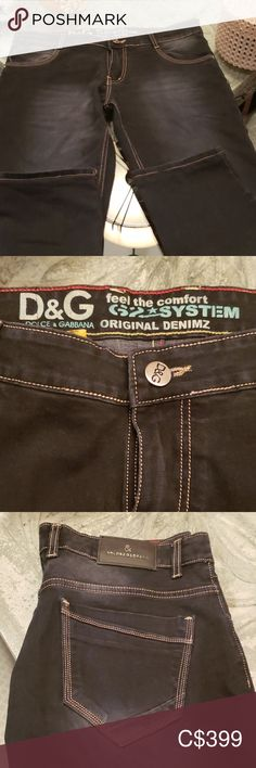 💥⭐Doce & Gabbana jeans Beautiful modern jeans wais 36 more great condition! Dolce And Gabbana Jeans, Dolce And Gabbana Blue, Plus Fashion, Fashion Tips, Fashion Trends, Man Shop, Best Deals, Modern, Closet