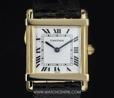 Cartier 18k Y/G Vintage Chinese Tank Ladies Wristwatch  http://www.watchcentre.com/product/cartier-18k-y-g-vintage-chinese-tank-ladies-wristwatch/3405