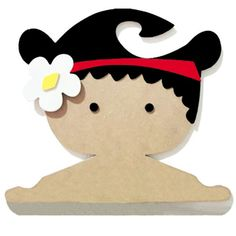 Perchas infantiles de madera, con diseños de carita. Kids Furniture, Hello Kitty, Minnie Mouse, Disney Characters, Fictional Characters, Hanger, Diy, Crafts, Wooden Hangers